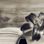 Morte segundo a Bíblia em imagem preta e branca
